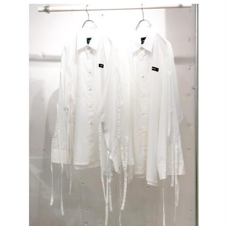 SYU. HOMME/FEMM   H19ss-11①   Nu super arm shirt by SILK/C