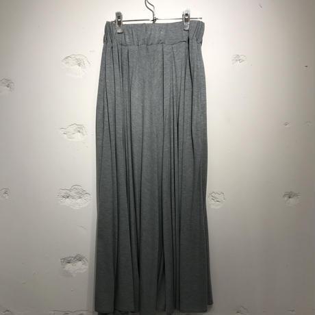 SHIROMA / knit wide pants