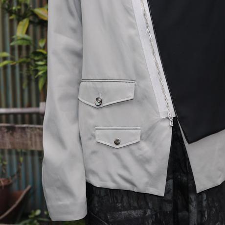Leh  Zip Top JKT LEH-775 Gray
