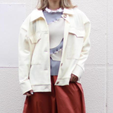 NATSUMI ZAMA  Pocket Short Coat   C001