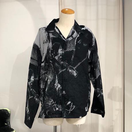 TAAKK / TA19SS-SH060  / VONFORD double gauze jacquard jacket