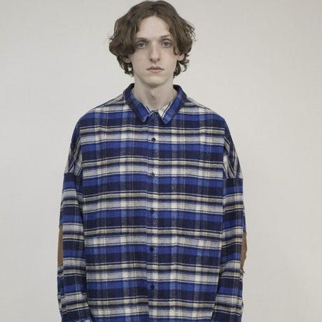 wonderland  Check shirts blouson