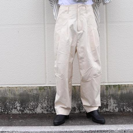 SHINYAKOZUKA  TAPERED BAGGY 2101SK42