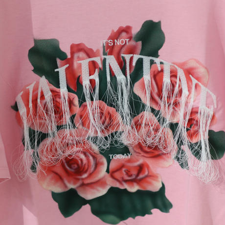 doublet  NOT ANNIVERSARY EMBROIDERY T-SHIRT 21SS32CS177