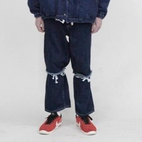 wonderland  Denim pants
