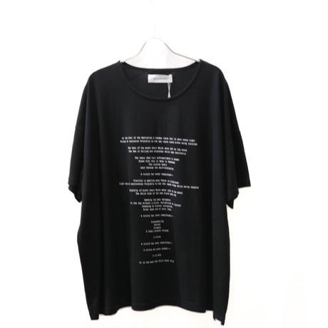 prasthana Loose Fit S/S T-Shirt P-1102005