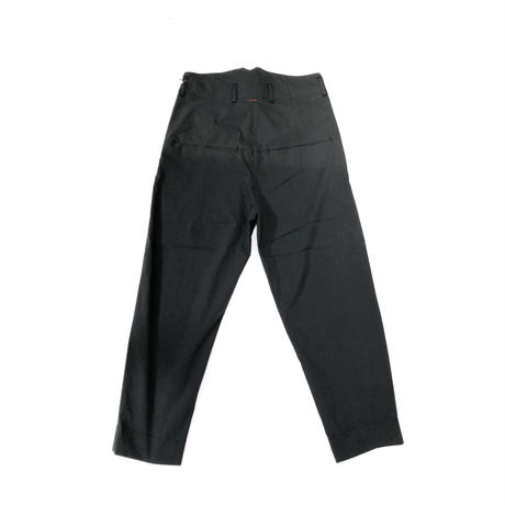 SHINYA KOZUKA WORK TROUSERS (BLACK) 1901SK51