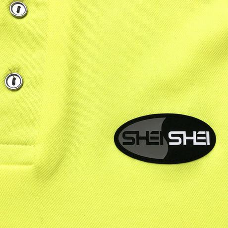 shei shei co.LTD SHEI SHEI 00's POLO(YEL) SS-19S-CT03