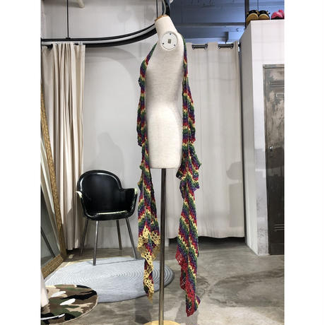 """an/eddy  """"このあのよ""""side slit long camisole dress"""