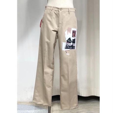 elephant TRIBAL fabrics IM work pants B-Bike | eS-P1929