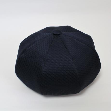 mitake / dobby big beret(NAVY)