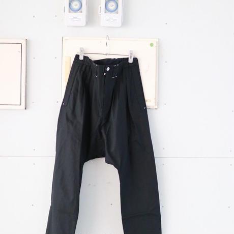 Leh  Nomad Saruel Tapered Pants LEH-743 (Black)