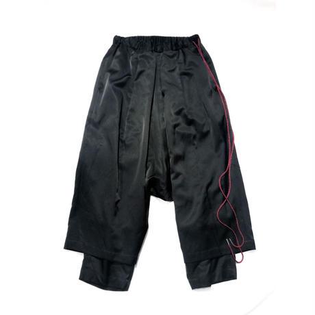 prasthana 残響 wise trousers | P-0803003