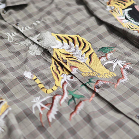 doublet BITING EMBROIDERY SHIRT | 20SS15SH72