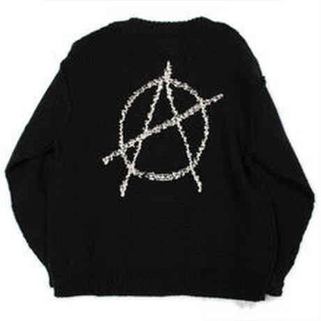 doublet  HAND-KNITTING JACQUARD PULLOVER 20AW41KN35