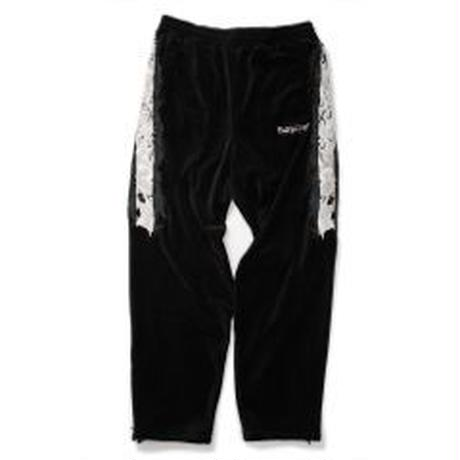 doublet /  LINED CHAOS EMBROIDERY TRACK PANTS