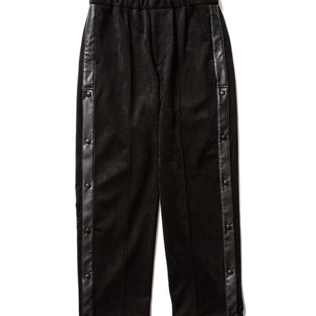 Sasquatchfabrix.  FAKE SUEDE TRAINING PANTS 20AW-PA9-010