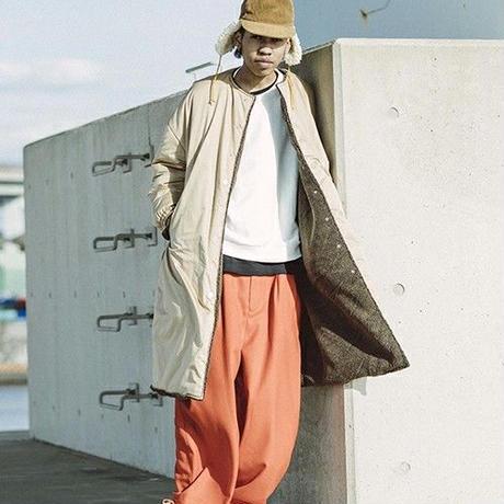 wonderland / Reversible bench coat