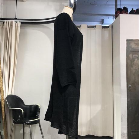 NIDO /   COAT  /  AW18-KNIT12