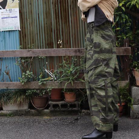Leh   GURKHA Cargo Pants LEH-787  Khaki(Camouflage)
