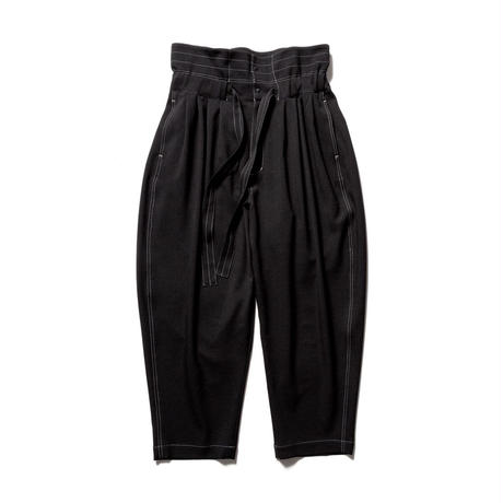 Sasquatchfabrix. HIGH WAIST PANTS | 19AW-PA9-011