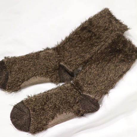 Leh  MONSTER SOX LEH-757 (Brown Mix)