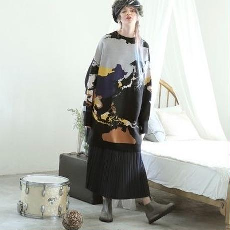 bed side drama 世界ニットセーター | bsd19AW-17