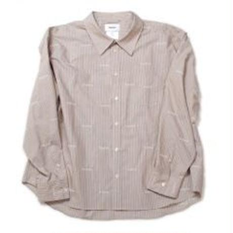 doublet  FABRIC EMBROIDERY SHIRT
