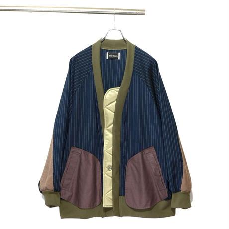 elephant TRIBAL fabrics      HYBRID LIGHT BLOUSON  E20SS-RF40A