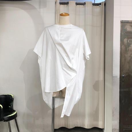 ANSEASON ANREALAGE short sleeve ball cut sew | 19sas113