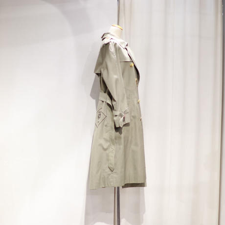Yeah Right!  UNION TRENCH COAT_EMB / YR20AW-RP-001-E