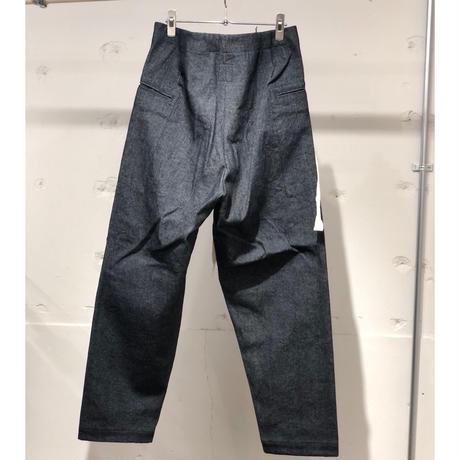 easy to wear     TAPERED PANTS/10oz DENIM      ETW-PT003