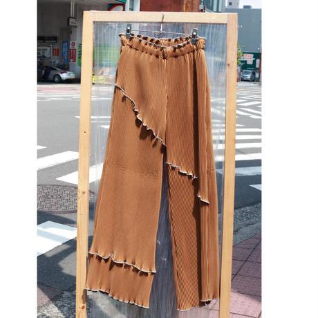 kotohayokozawa Pleats pantss   TD19A-PT