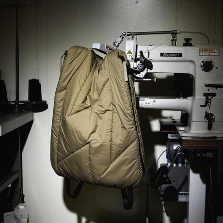 macromauro  HK-08 BACKPACK L beige