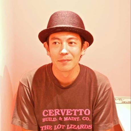 田中健太郎 vintage¨KAWARA¨ アート「RHINO」