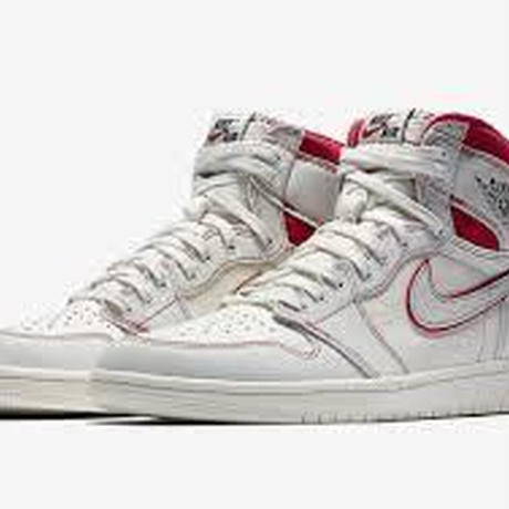 AIR JORDAN 1 RETRO HIGH OG PHANTOM 28.5cm