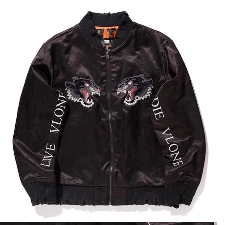 VLONE×Neighborhood Blouson L size