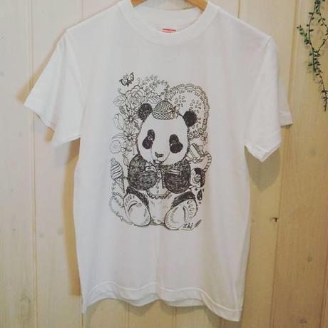パンダさんのsweetオリジナルtシャツ