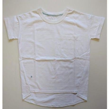 ICTS038-091シロヤ的UネックTシャツ 其の二 ポケット付き&エコバック付き