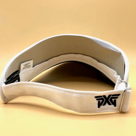 PXG TALL VISOR(White)
