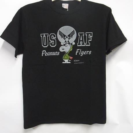 バズリクソンズxPEANUTS  Tシャツ BR77285「PEANUTS FLYERS」