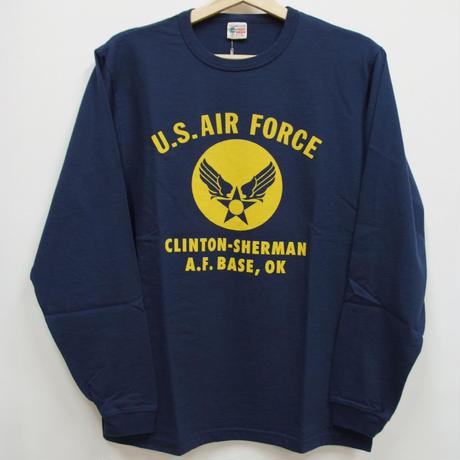 バズリクソンズ ロング スリーブ Tシャツ BR67113「U.S.AIR FORCE」