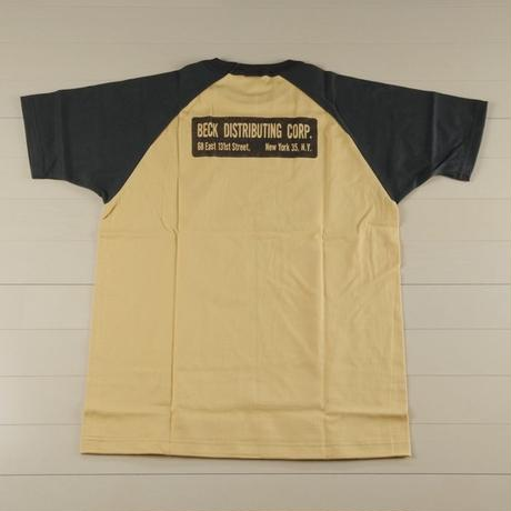 "TOYS McCOY  トイズマッコイ BECK TEE SHIRT ""FLYING WHEEL"" TMC1932"