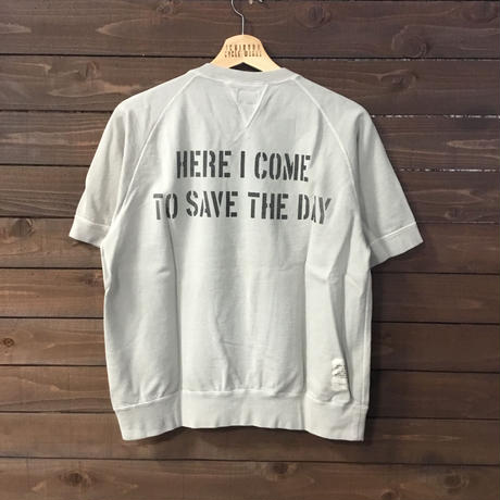 """TOYS McCOY  トイズマッコイ SHORT SLEEVE SWEAT """" MIGHTY MOUSE"""""""