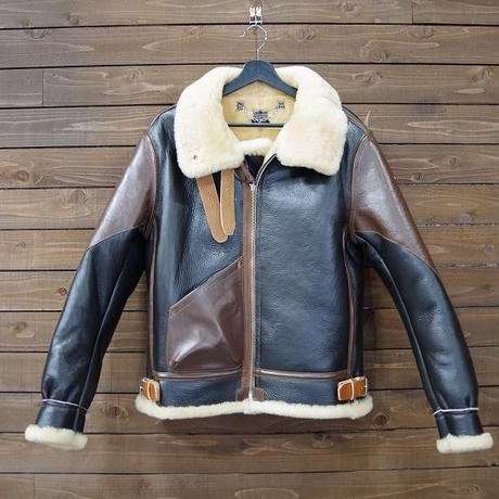 TOYS McCOY TYPE B-3 MFG. Co. SHEEP SKIN JACKET TMJ1818