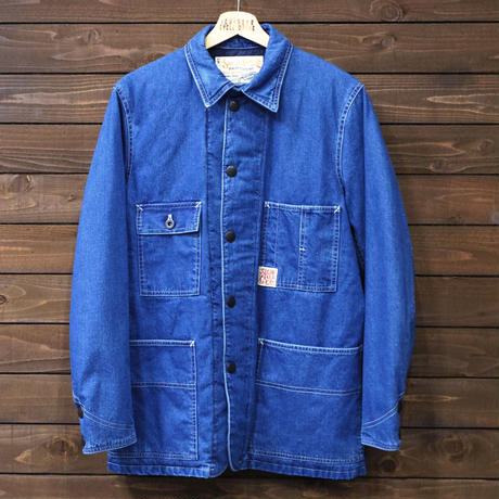 シュガーケーン DENIM WORK DOWN JACKET SC13699