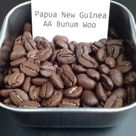 パプアニューギニア ブヌン・ウー(100g)