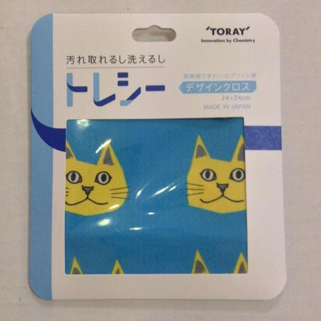 メガネ拭き ネコ デザインクロス
