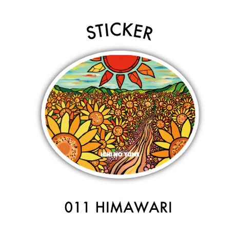 Original Sticker ステッカー 12 Design