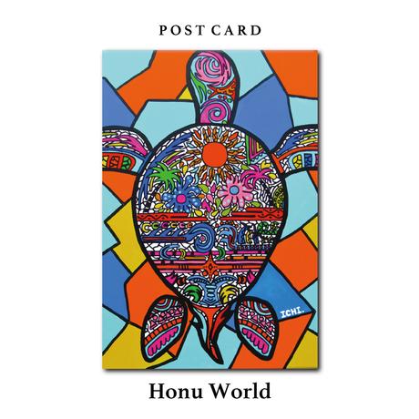 オリジナル ポストカード 3枚セット〝S&W&H〟